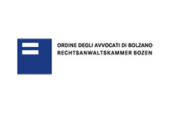 rechtanwaltskammer bozen logo