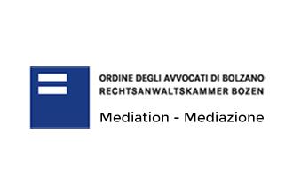 rechtsanwaltskammer bozen mediation